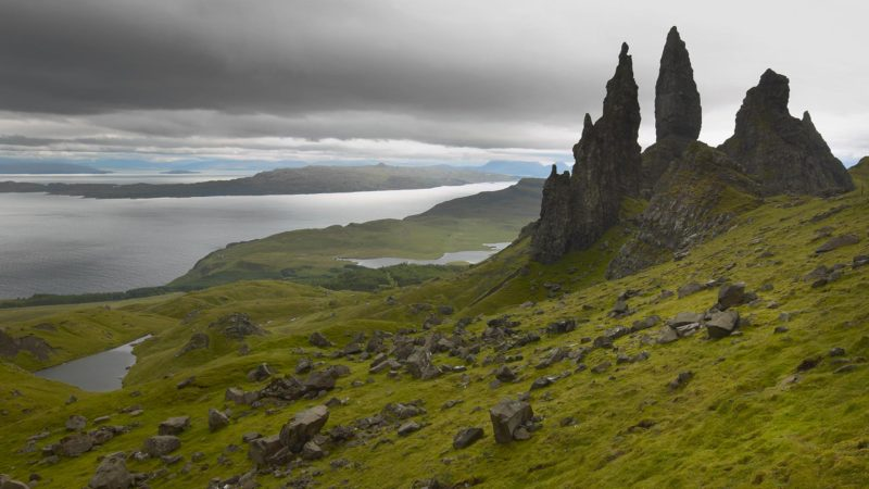 Isle of Skye - visit on our Grand Tour of Scotland