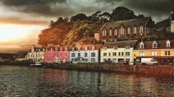 Portree - Isle of Skye Tours