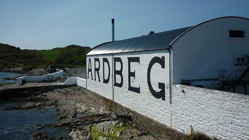 Ardbeg Distillery (Islay)