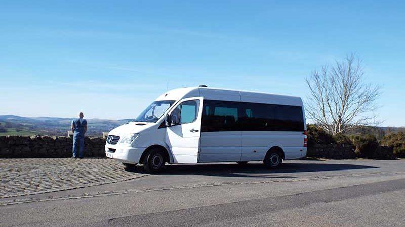 Customised Luxury Mini-Bus