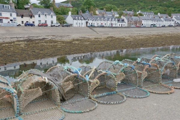 Ullapool - visit on our Grand Tour of Scotland