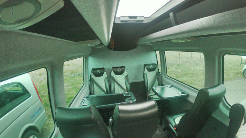 sprinter interior 14
