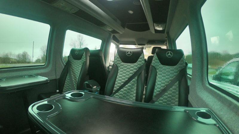 sprinter interior 7