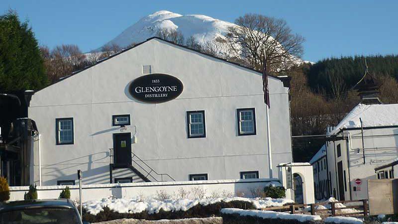 Glengoyne Whisky Distillery