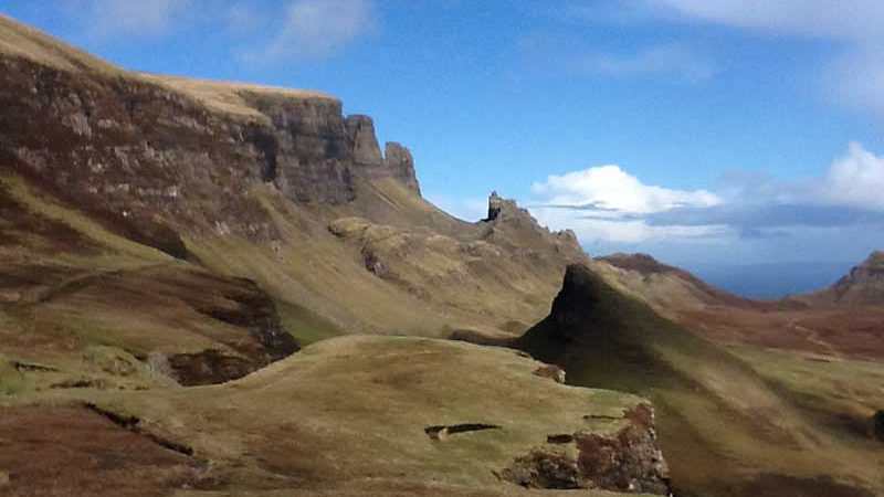 Quirang Isle of Skye