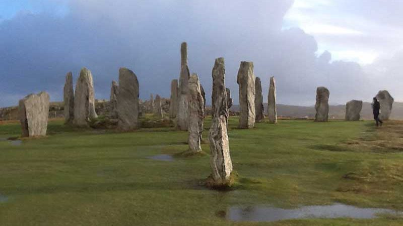 Callanish Isle of Lewis - part of our Grand Tour of Scotland