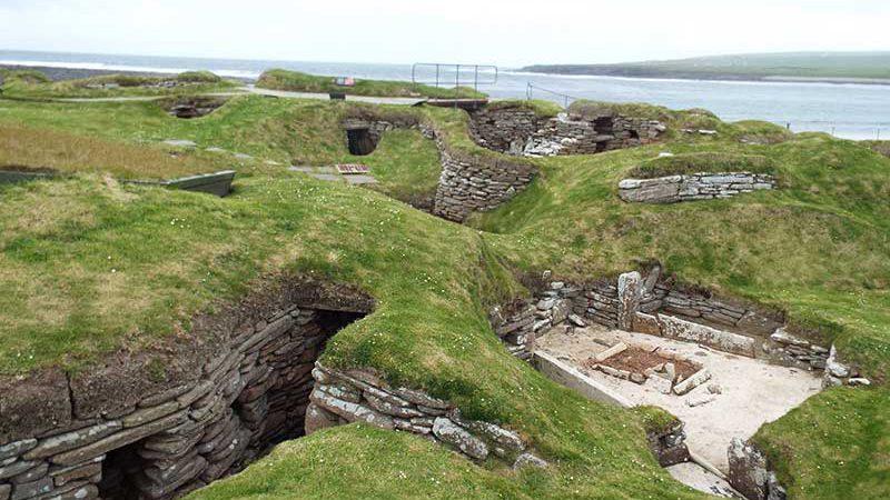 Skara Brae Orkney