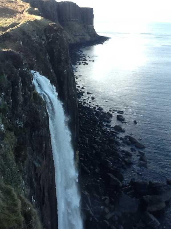 Kilt Rock - Isle of Skye