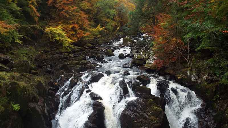 The Hermitage Perthshire