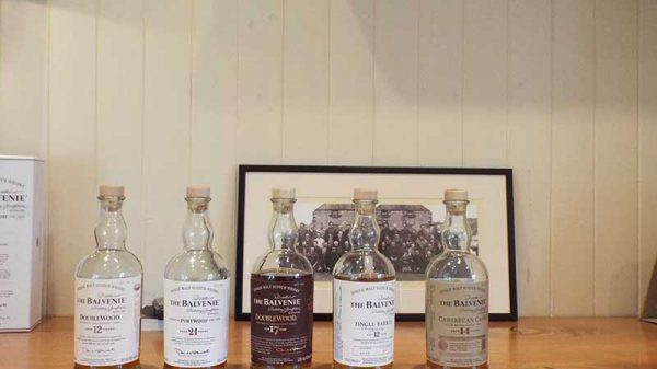 A Wee Tasting at Balvenie Distillery