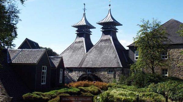 Strathisla Distillery Speyside