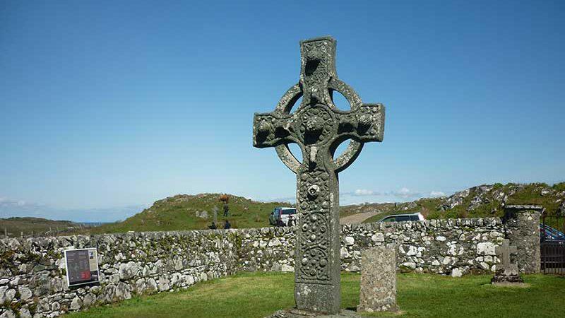 Celtic Cross Islay