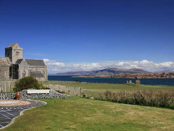 Iona - part of our Grand Tour of Scotland